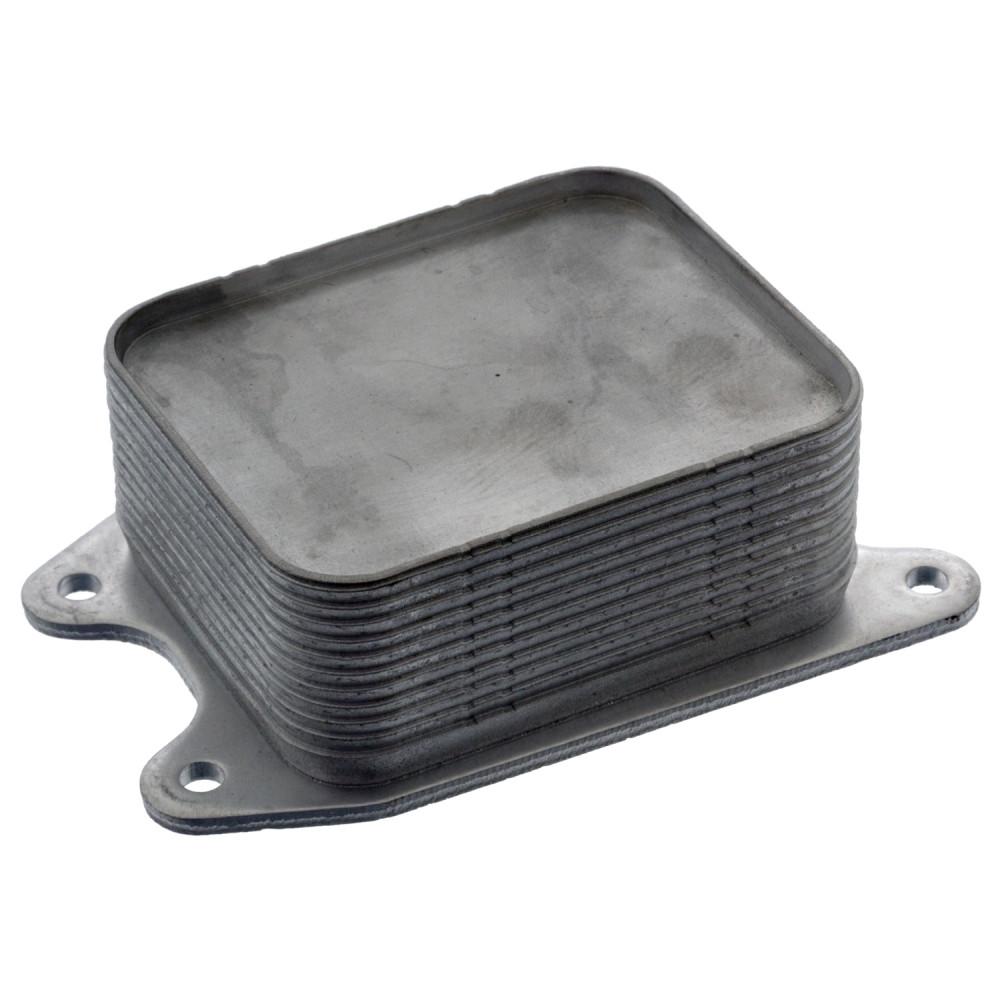 febi bilstein 101050 oil cooler engine oil fits for vw golf vii variant ba5 ebay. Black Bedroom Furniture Sets. Home Design Ideas