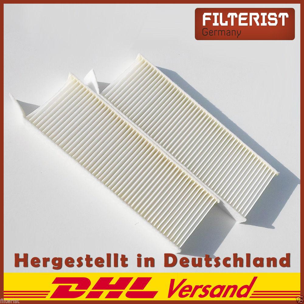 Filteristen Innenraumfilter PIRF-178-DE Pollenfilter Mikrofilter